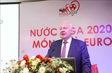 Presentan en Hanoi productos turísticos de Rusia en Eurocopa 2020