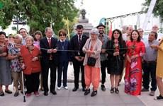 Remodelan parque en honor al Presidente Ho Chi Minh en Chile