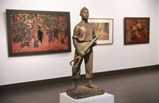 Abren en Hanoi exposición sobre Ejército Popular de Vietnam