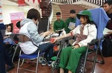 Arranca en Vietnam nueva edición de la campaña de donación de sangre