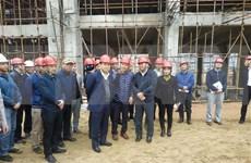 Aceleran en Hanoi instalación de mayor incineradora de Vietnam