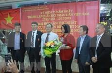 Fundan Asociación de Veteranos Vietnamitas en ciudad rusa