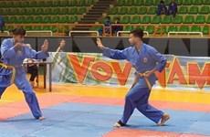 Conquista Vietnam Campeonato Mundial de Vovinam 2019