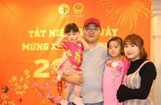 Vietnamitas en Corea del Sur celebran fiesta tradicional del Tet