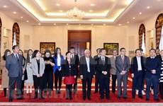 Destacan crecimiento de cooperación económica entre Vietnam y China