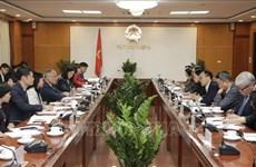 Vietnam y Corea del Sur por elevar comercio bilateral a 100 mil millones de dólares