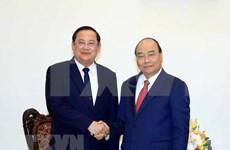 Vietnam dispuesto a enviar expertos para apoyar a Laos, afirma su primer ministro
