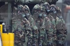 Realiza Vietnam simulacro en emergencia en centrales nucleares