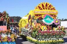 Festival de Flores de Da Lat concluye con éxito