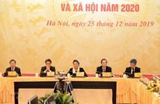 Pide máxima legisladora de Vietnam garantizar apoyo a personas con méritos revolucionarios