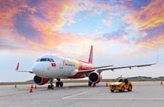 Inaugura aerolínea vietnamita Vietjet Air nueva ruta a polo turístico tailandés