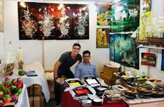 Promocionan productos artesanales de Vietnam en la India