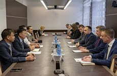 Óblast rusa de Novosibirsk busca fomentar cooperación con localidades vietnamitas