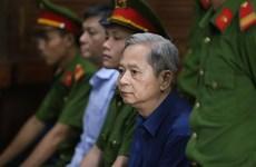 Abren juicio contra expresidente del Comité Popular de Ciudad Ho Chi Minh por violaciones