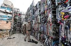 """Tailandia dice """"no"""" a desechos electrónicos"""