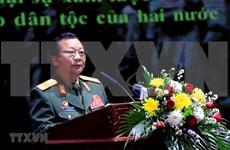 Efectúan en Vientiane mitin en conmemoración de soldados voluntarios vietnamitas en Laos