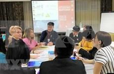 Participan empresas vietnamitas en actividad de promoción comercial en Rusia