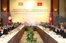 Fortalecen Vietnam y Laos coordinación en asuntos fronterizos