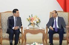 Recibe primer ministro de Vietnam al canciller laosiano
