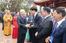 Celebrarán próximamente fiesta primaveral para vietnamitas residentes en ultramar