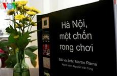 Economista uruguayo con gran amor por Hanoi