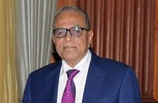 Aspira presidente de Bangladesh a impulsar cooperación multifacética con Vietnam