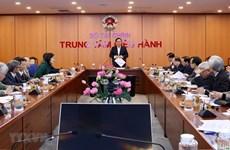 Instruye vicepremier de Vietnam diseño de planes monetarios y financieros