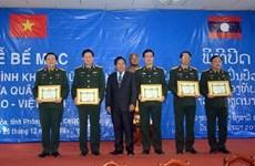 Ofrecen ejércitos de Vietnam y Laos atención médica a 11,660 laosianos