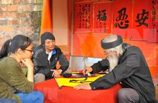 Recrearán en Hanoi atmósfera de celebración tradicional de Año Nuevo Lunar