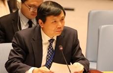 Listo Vietnam a miembro no permanente de Consejo de Seguridad de la ONU