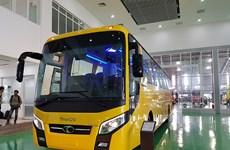 Exporta empresa vietnamita THACO autobuses a Filipinas