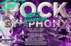 Celebrará Vietnam a sus campeones deportivos con programa de rock y música clásica