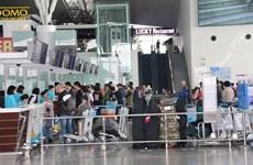 Registrarán gran concurrencia al aeropuerto de Hanoi en días feriados