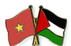 Felicita Vietnam aniversario 55 del Día de la Revolución de Palestina