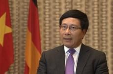 Carácter y espíritu marcan logros de diplomacia de Vietnam en 2019