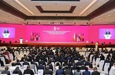 Destacan el papel de Vietnam en foros regionales e internacionales