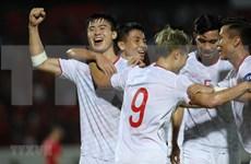 Selección vietnamita de fútbol entre las más sorprendentes del mundo este año