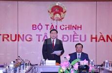 Sobrecumple Vietnam objetivo de ingreso presupuestario