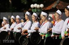 Presentan en Hanoi fiestas y costumbres de minorías étnicas