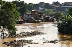 Al menos cuatro muertos por inundaciones en Indonesia