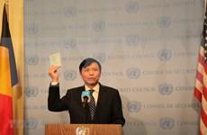Vietnam emprende actividades oficiales en calidad de Presidente del Consejo de Seguridad