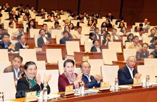 Oficina de la Asamblea Nacional de Vietnam traza tareas para 2020