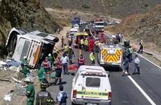 Disminuye número de muertos por accidentes de tránsito en Tailandia en Año Nuevo