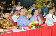 Destacan valores culturales del Tet en Ciudad Ho Chi Minh
