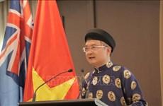 Unen vietnamitas residentes en Australia y Camboya a celebraciones de mayor festividad tradicional