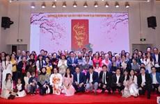 Celebra comunidad vietnamita en Shanghái el Año Nuevo 2020