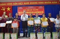Aumenta Vietnam asistencia a víctimas de Agente Naranja/ Dioxina