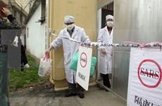 Refuerzan en Vietnam prevención de propagación de neumonía aguda de China