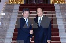 Califica premier de Vietnam a Japón como socio estratégico de primera categoría