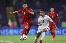 Futbolista vietnamita clasificado entre top 20 de Asia